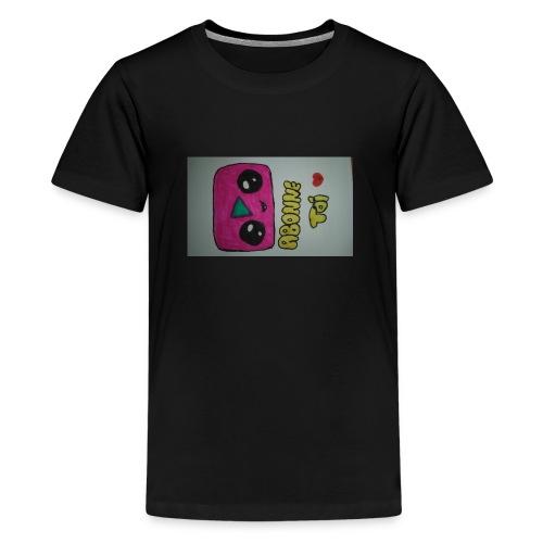 abonne toi - T-shirt Premium Ado