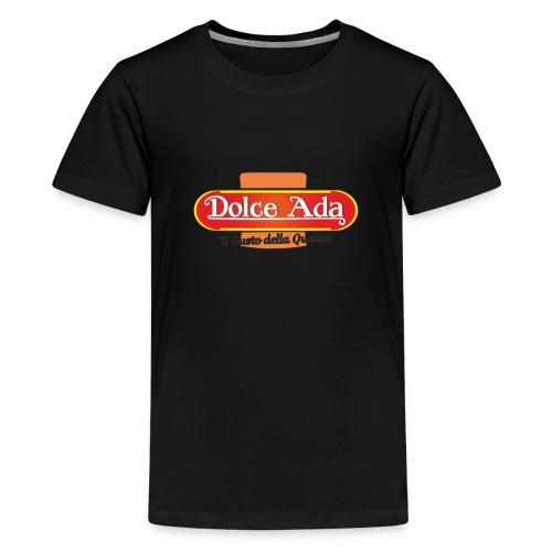 DolceAda il gusto della qualità - Maglietta Premium per ragazzi