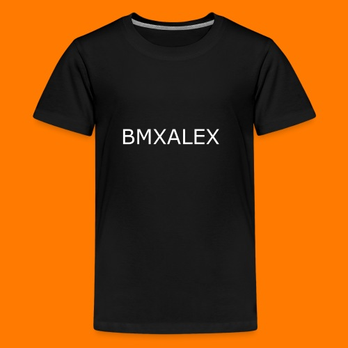 BMXAlex - Teenager Premium T-Shirt