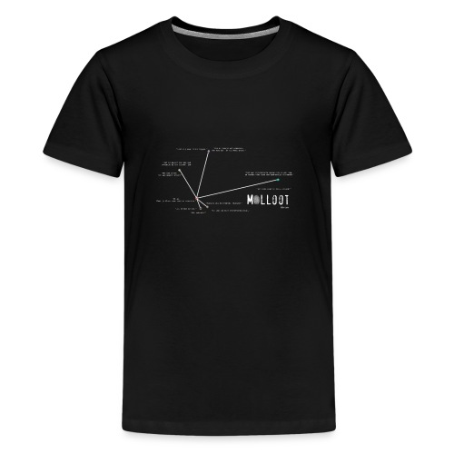 widm 2018 shirt - Teenager Premium T-shirt
