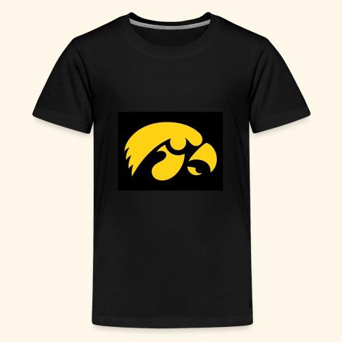 YellowHawk shirt - Teenager Premium T-shirt