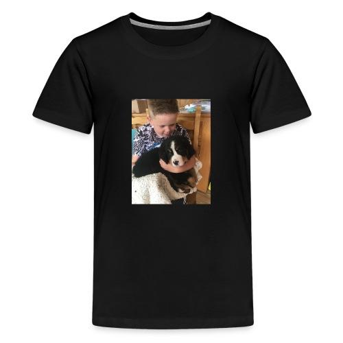 8444FF12 22A5 45F9 A815 4F5CE52748A2 - Teenage Premium T-Shirt