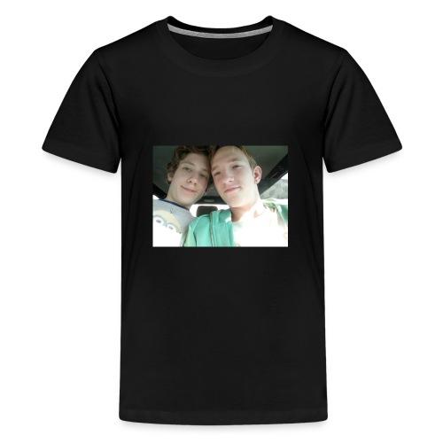 Dominik16 - Teenager Premium T-Shirt