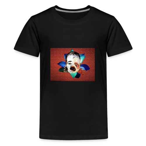 ugly beautiful doll - Teenage Premium T-Shirt