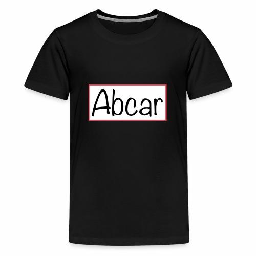 De echte - Teenager Premium T-shirt