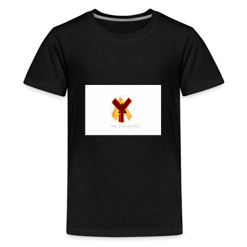 YoungStore Merch 1 - Teenage Premium T-Shirt