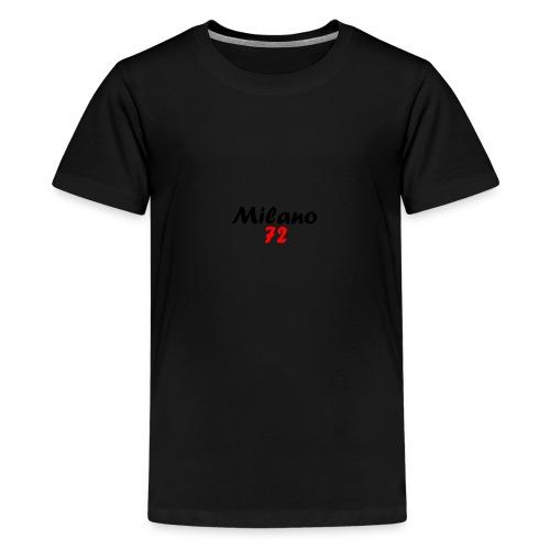 Milano72 - T-Shirt - Teenager Premium T-Shirt