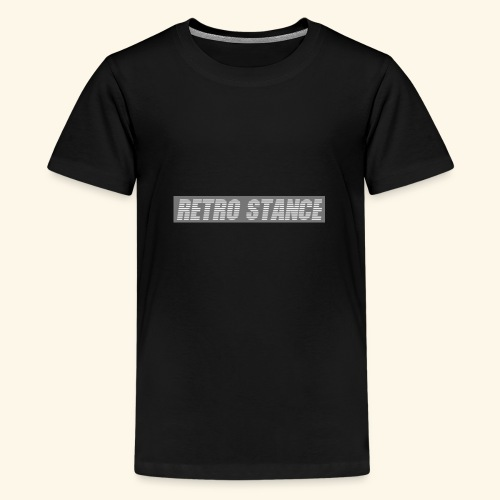 Retro Stance - Teenage Premium T-Shirt