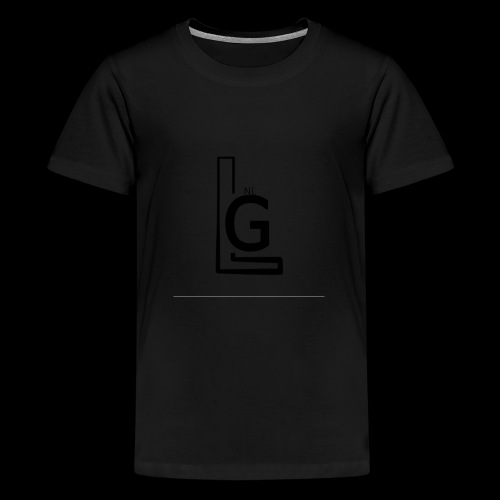 LegendgamingNL - Teenager Premium T-shirt