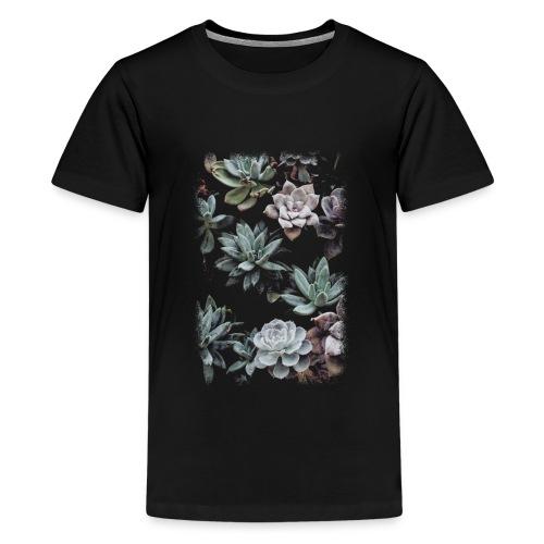 A Succulent Dream - Teenager Premium T-Shirt
