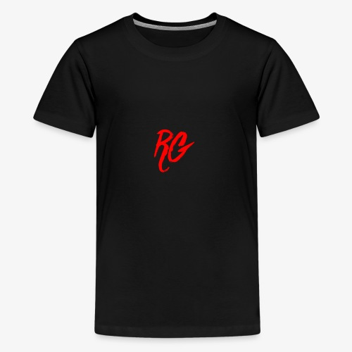 Collection 4 - Teenage Premium T-Shirt