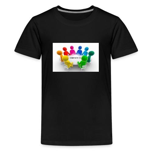comitato 1c - Maglietta Premium per ragazzi