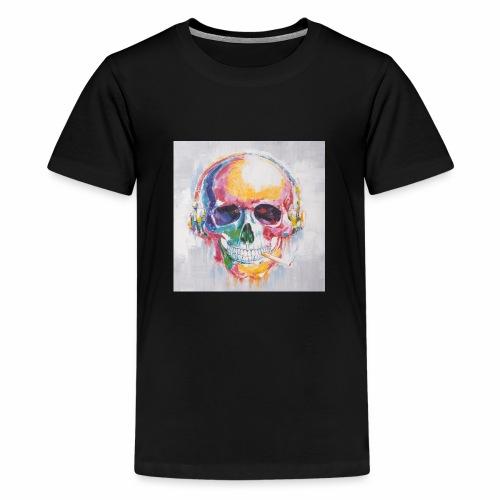 3F4193A2 BADA 4364 86BD D532C27F9ECF - Teenager Premium T-Shirt