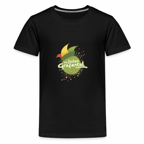 KG Jeckes Grafental - Teenager Premium T-Shirt