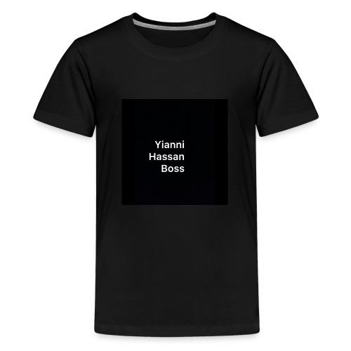 IMG 7424 - Teenage Premium T-Shirt