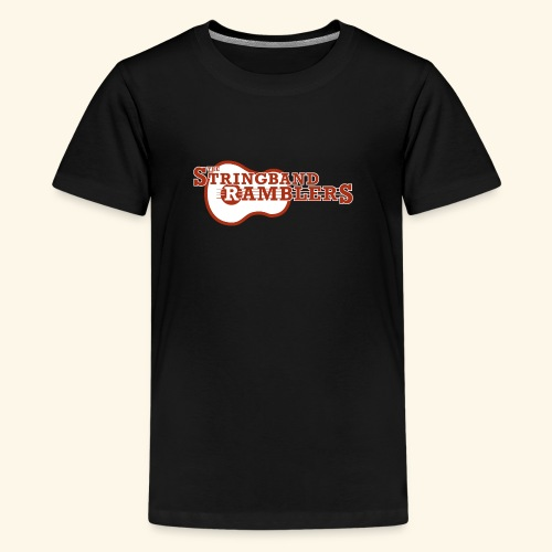 Stringband Ramblers Official Logo - Teenager Premium T-Shirt