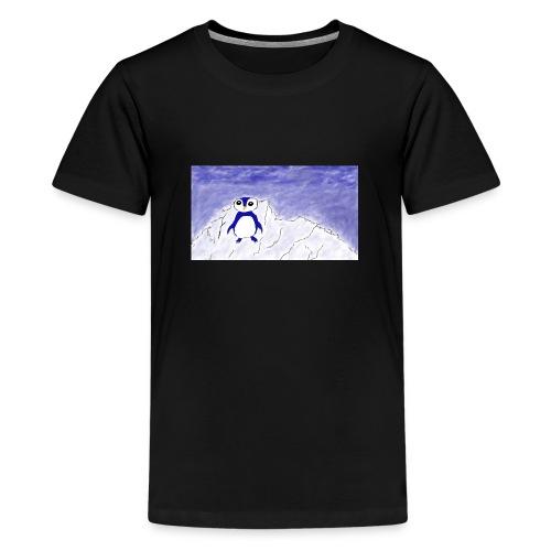 piqeu on the zuidpool - Teenager Premium T-shirt