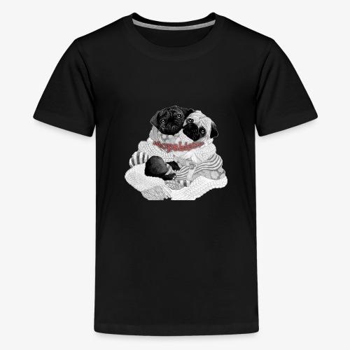 Mopsi - Teenager Premium T-Shirt