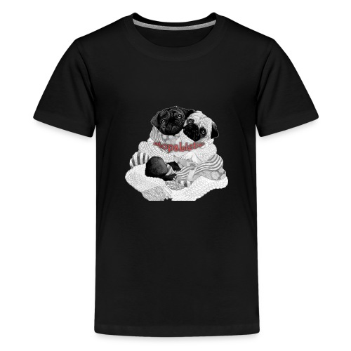 Mopsi - Teenager Premium T-Shirt