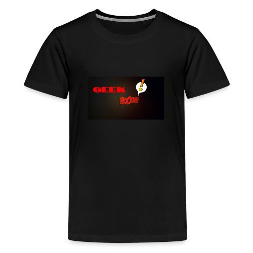 Coque pour Iphone - T-shirt Premium Ado