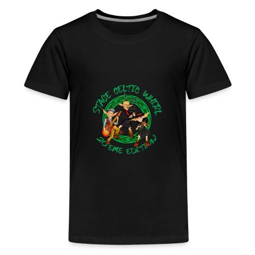 Celtic Whirl Stage - T-shirt Premium Ado