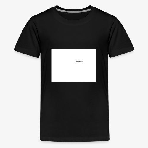 UNIVERSE BRAND SPONSOR - Maglietta Premium per ragazzi