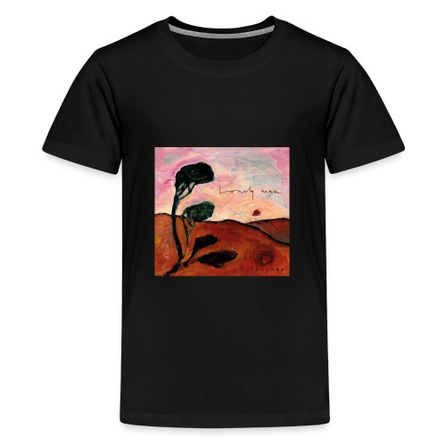 Lonely Man - Teenager Premium T-Shirt