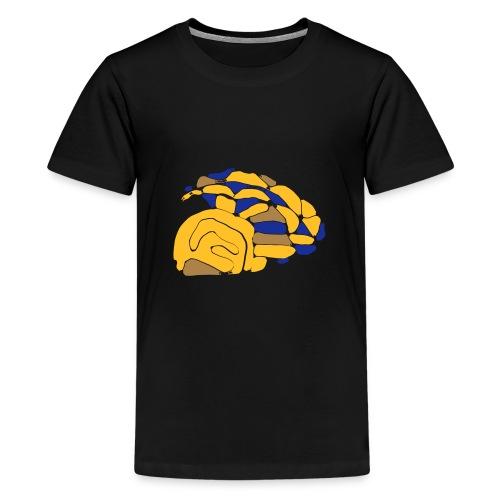 Schnecke - Teenager Premium T-Shirt