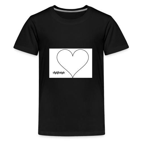 AglifestyleMerch💕 - Teenager Premium T-Shirt
