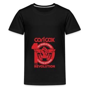 Carlcox - T-shirt Premium Ado