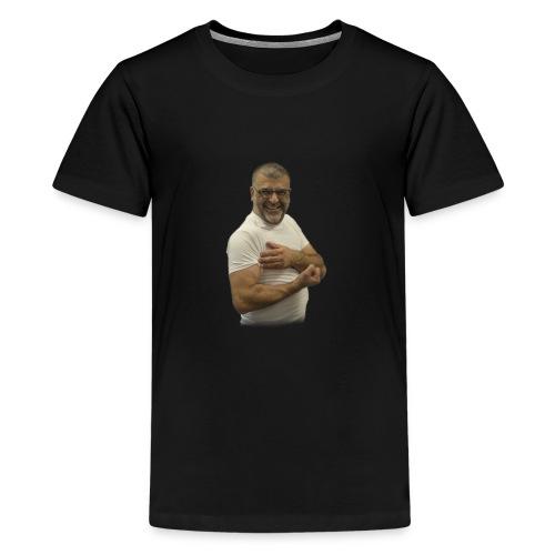Nickefaerg - Premium-T-shirt tonåring