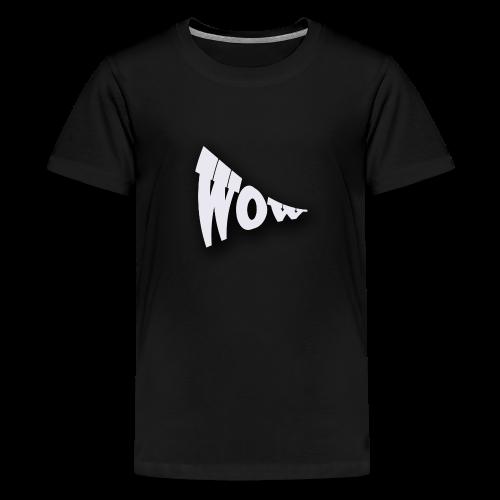 W Collection - Premium T-skjorte for tenåringer