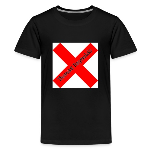 Thomas Reynolds909 - Teenage Premium T-Shirt
