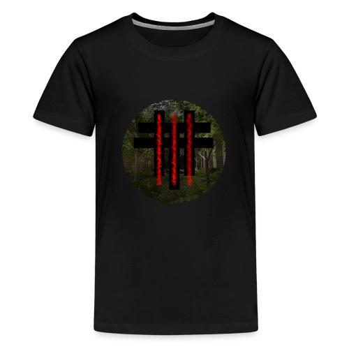 DatknessTTT Forest - Teenager Premium T-Shirt