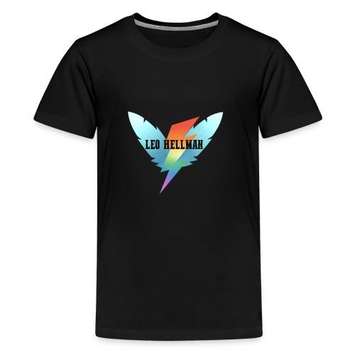 Leo Hellman merch - Premium-T-shirt tonåring