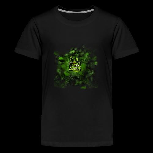 Raddio Rabbits Esport FAN-SHIRTS - Teenager Premium T-Shirt