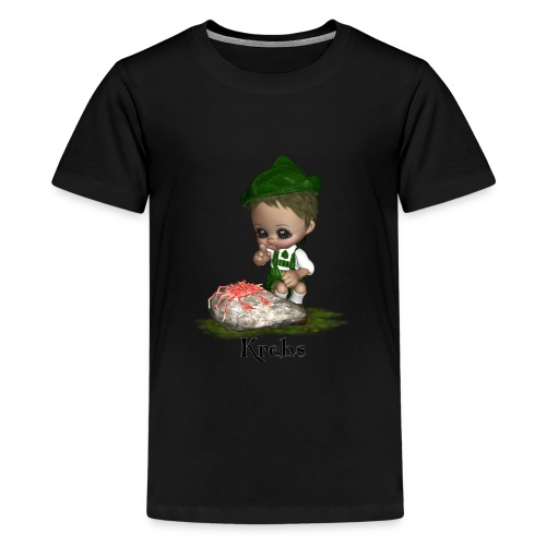 krebs1 - Teenager Premium T-Shirt