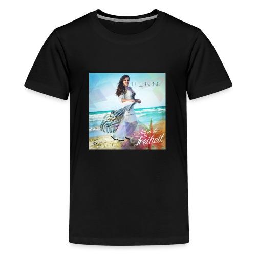 Auf in die Freiheit - Teenager Premium T-Shirt