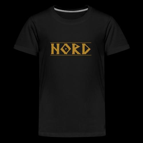 Nord Classic - Teenage Premium T-Shirt