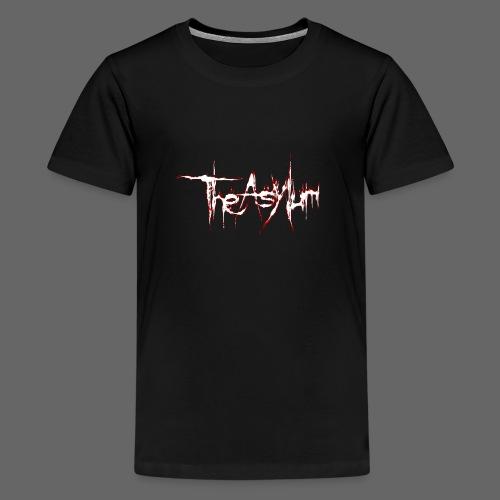 TheAsylum Logo - Teenager Premium T-Shirt