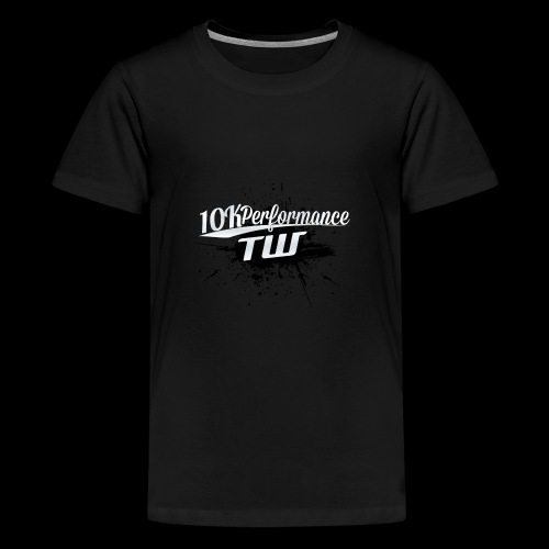 10K Performance by Tim Wiedemann - Teenager Premium T-Shirt