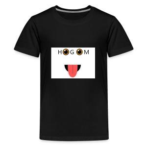 HetGameMisterie Logo - Teenager Premium T-shirt