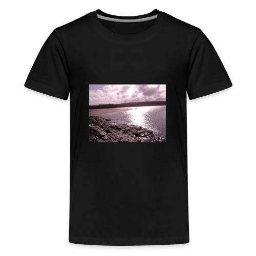 see side highied - Teenage Premium T-Shirt