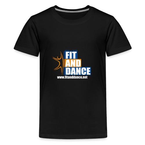Shirt mit Homepage - Teenager Premium T-Shirt