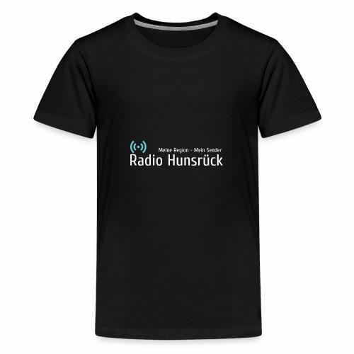 Radio Hunsrück - Teenager Premium T-Shirt