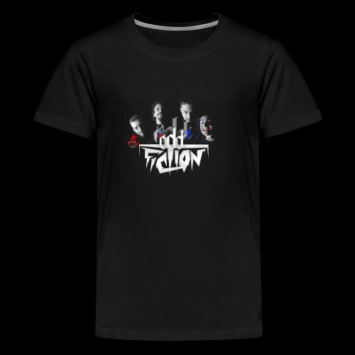 Logo groupe - T-shirt Premium Ado