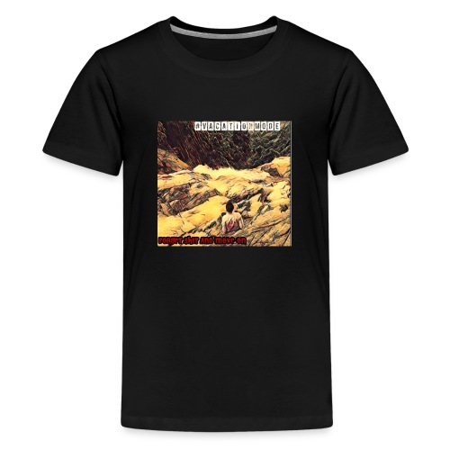 Forget Shit an Move on - Teenager Premium T-Shirt