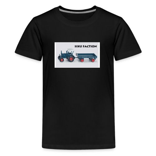 SikuFactionCap - Teenager Premium T-Shirt