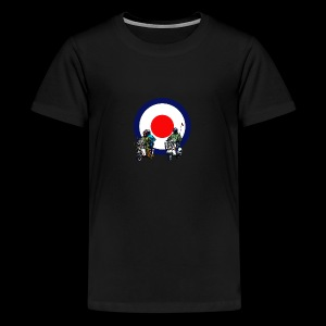 Mods - Teenage Premium T-Shirt