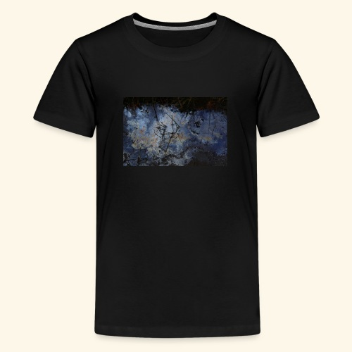 Oil - Teenage Premium T-Shirt